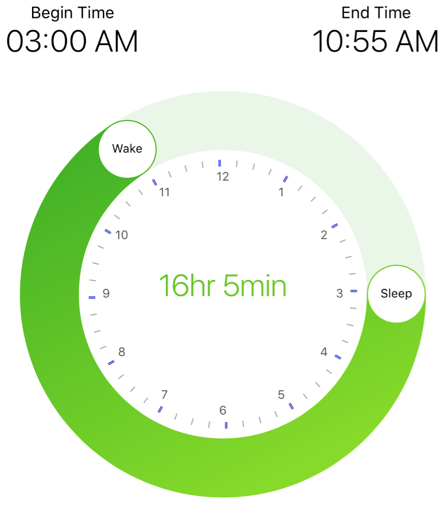 10Clock screenshot