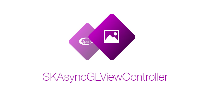 SKAsyncGLViewController screenshot