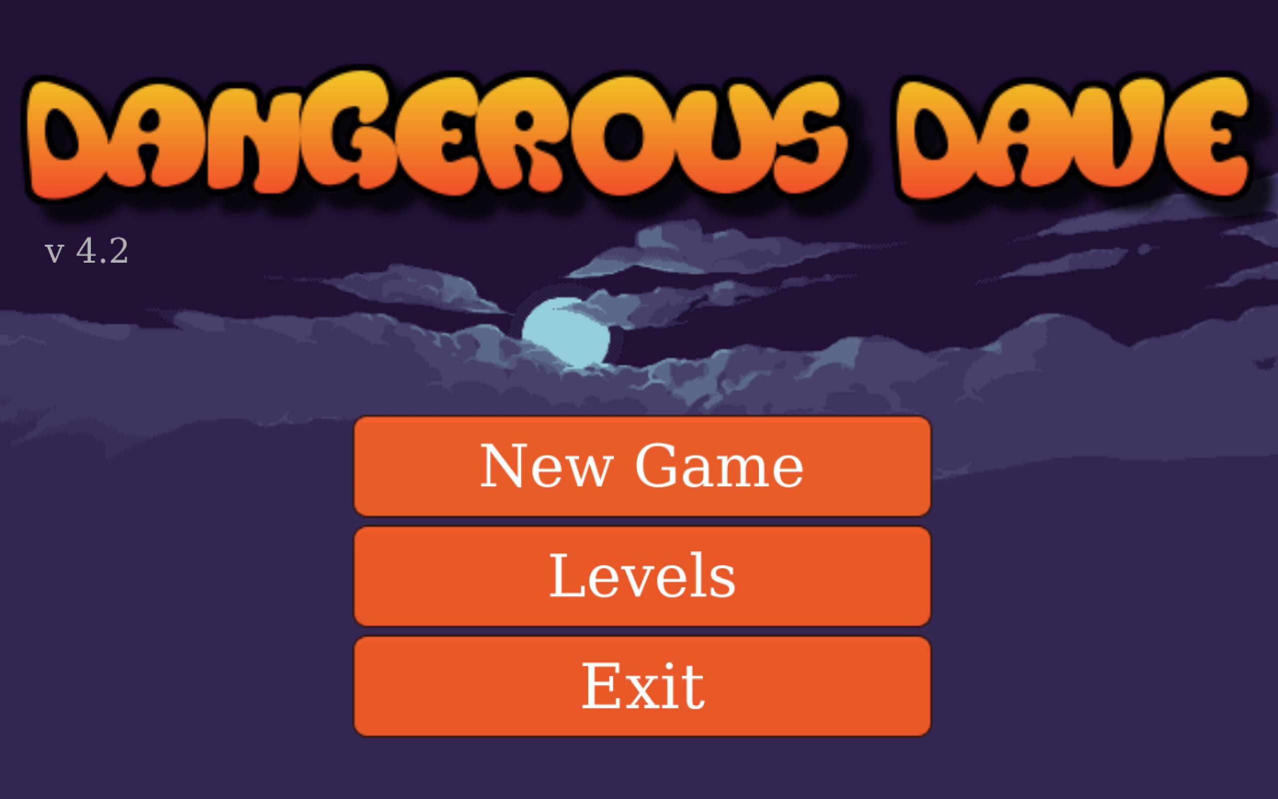 DangerousDaveUnity3D screenshot