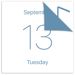 TKCalendarView screenshot