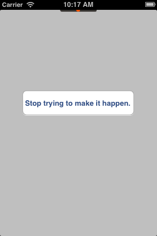 SweepingProgressBar screenshot