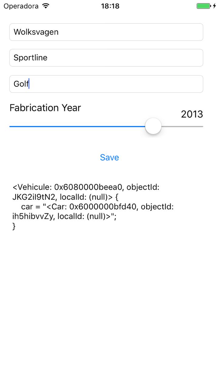 ISParseBind screenshot