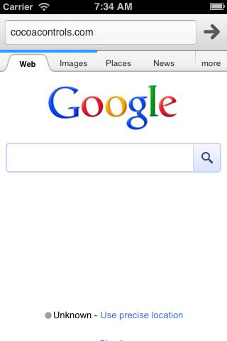 Chrome Progress Bar screenshot