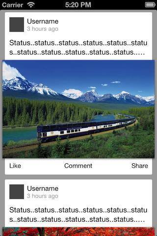 FB-Gallery screenshot