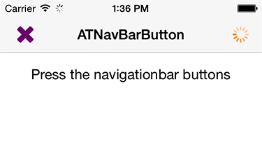ATNavBarButton screenshot