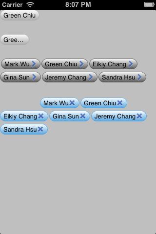 GCTagList screenshot