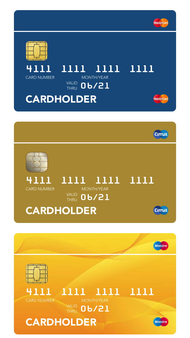 iCard screenshot