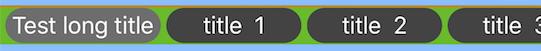 DGScrollableSegmentControl screenshot