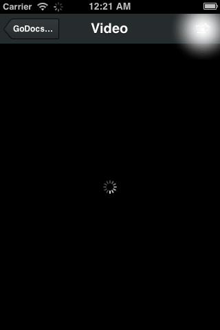 LRGlowingButton screenshot