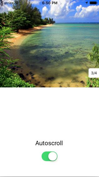 ImageScroller screenshot