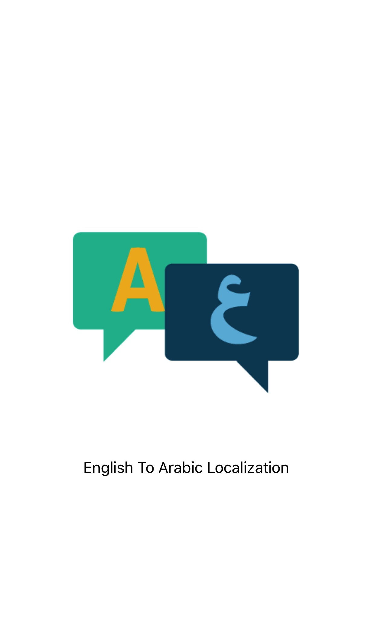 localization_Swift screenshot