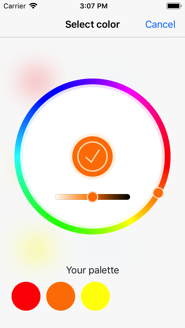 IVColorPicker screenshot
