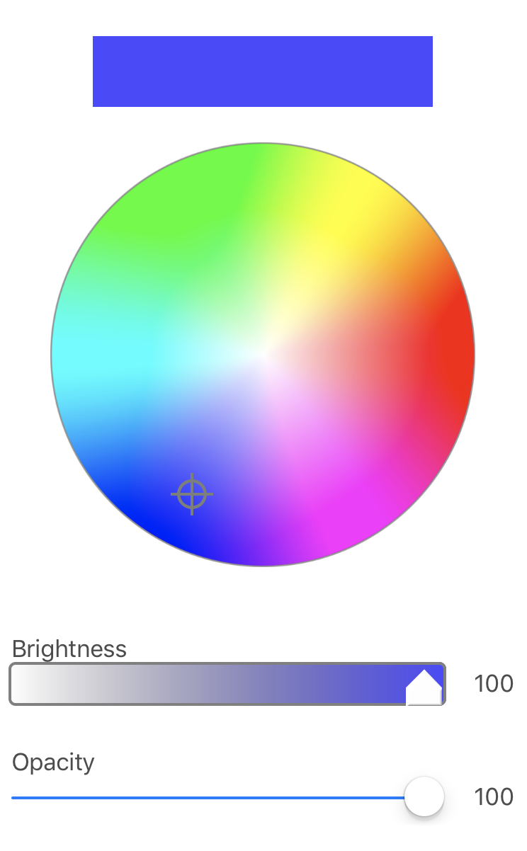 AMColorPicker screenshot