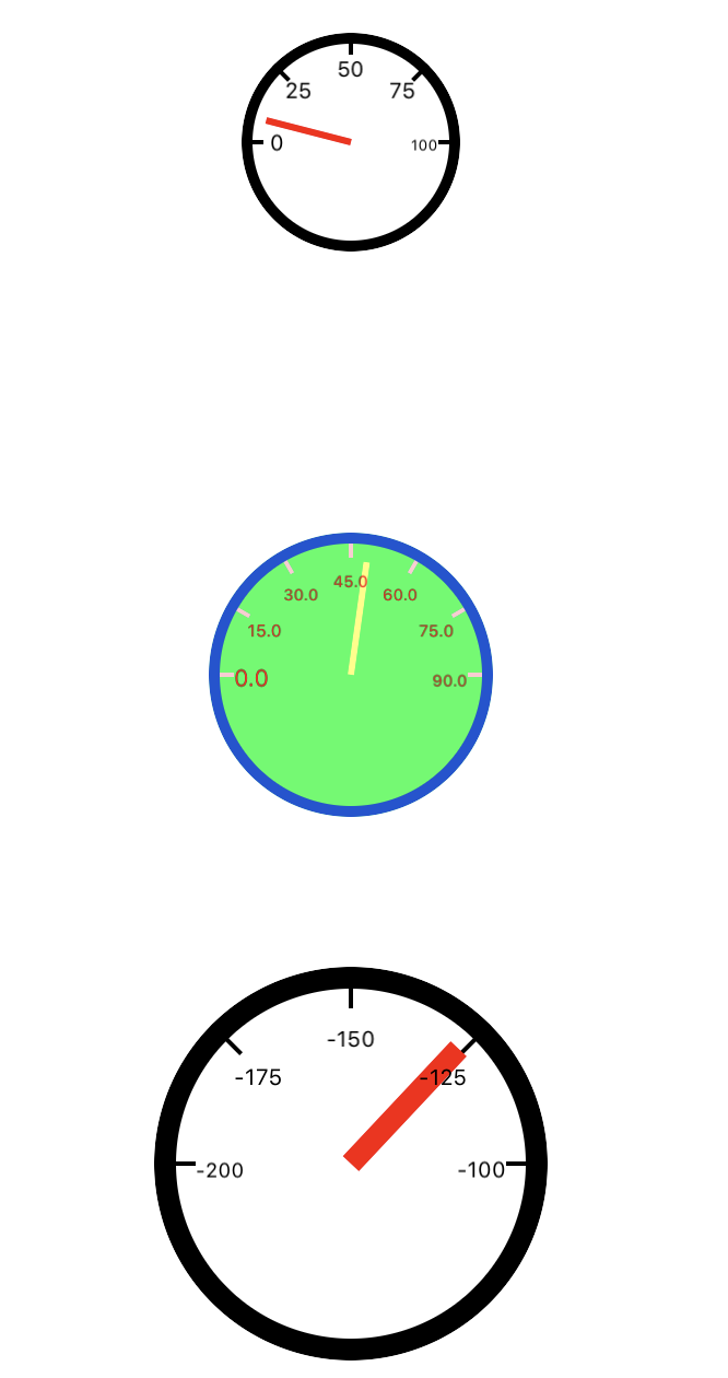 AMSpeedMeter screenshot
