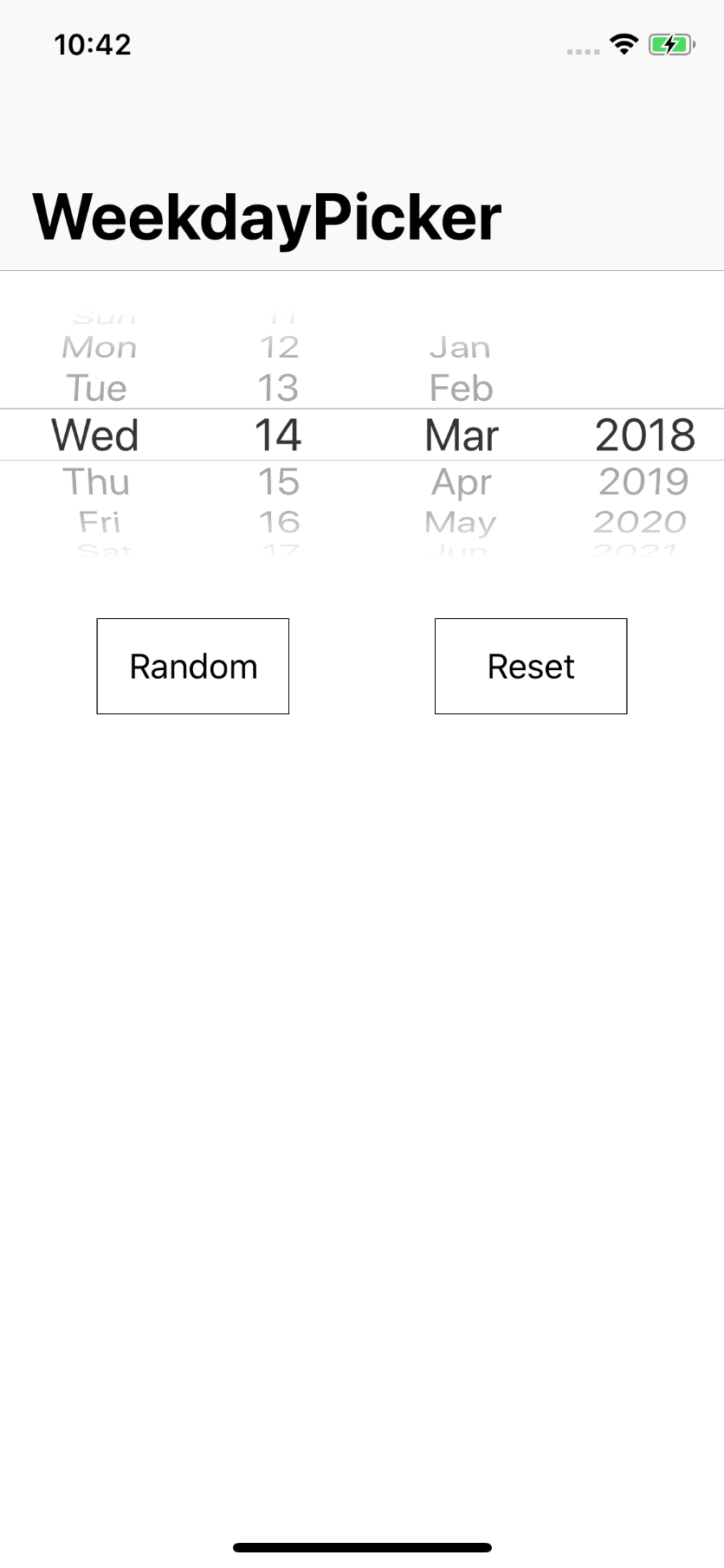 Search Results For Datepicker Cocoa Controls