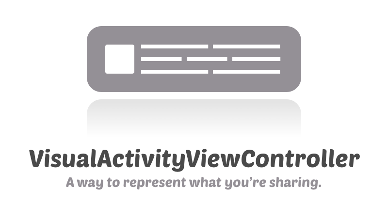 VisualActivityViewController screenshot