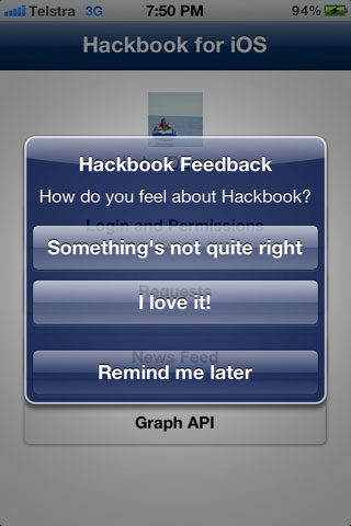 Ask4AppReviews screenshot