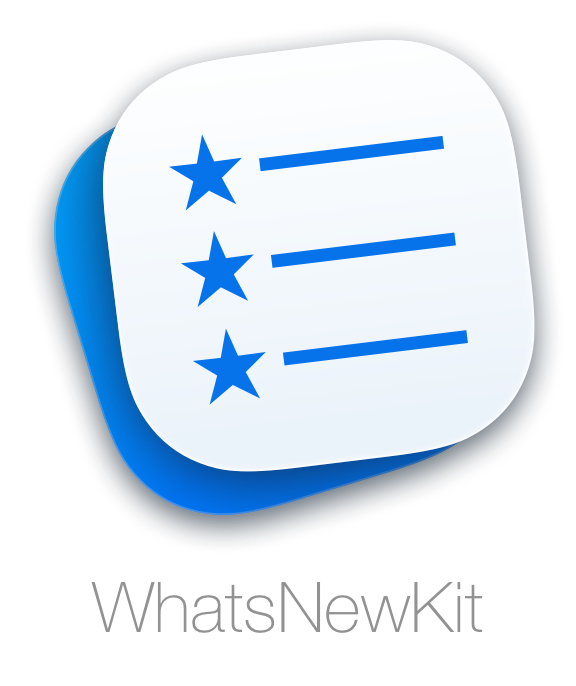WhatsNewKit screenshot
