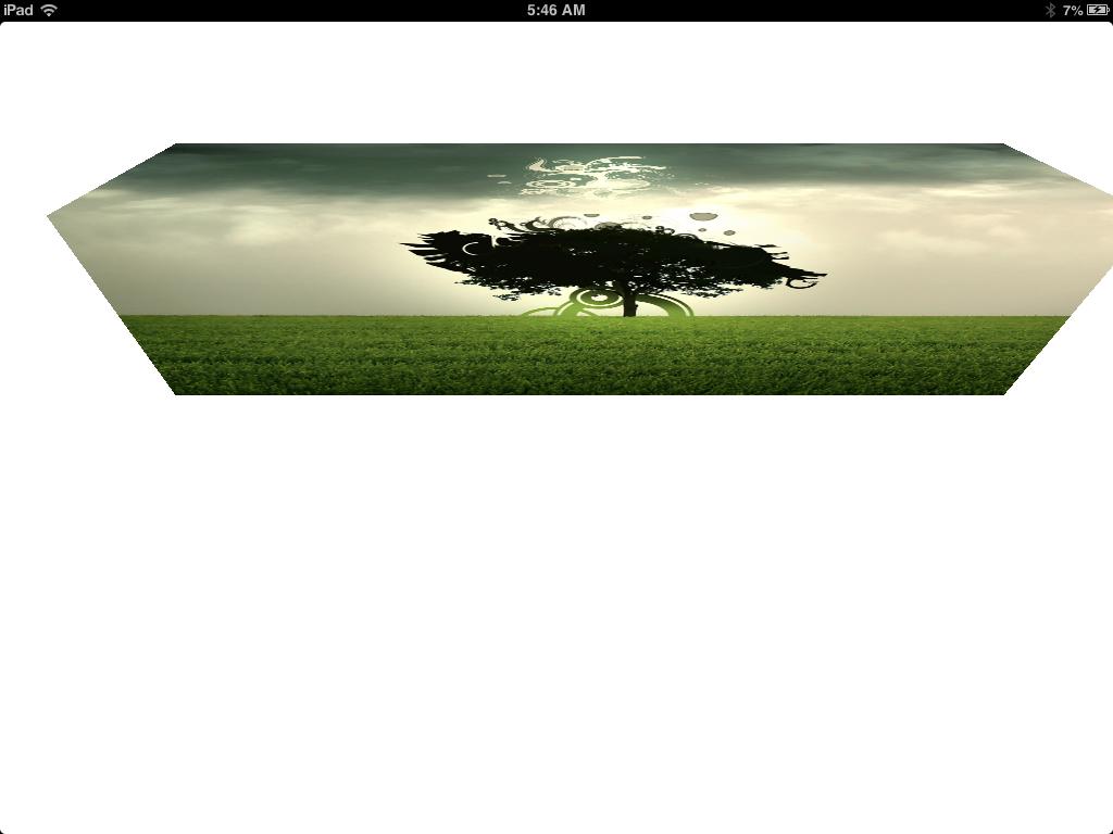 NQFoldingView screenshot