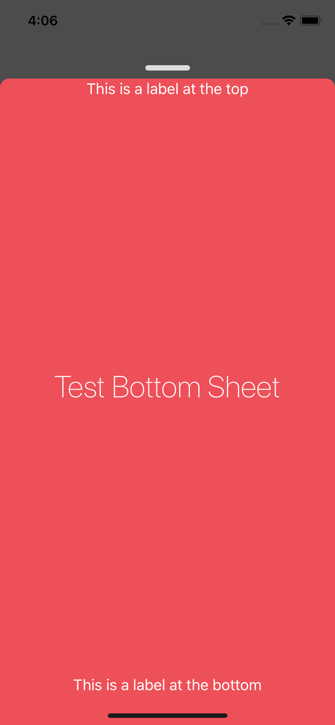 FittedSheets screenshot