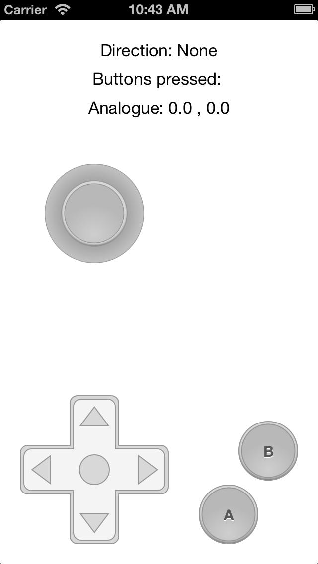 JSController screenshot
