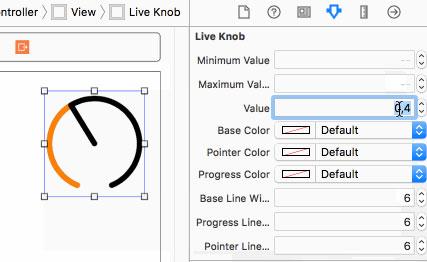 LiveKnob screenshot