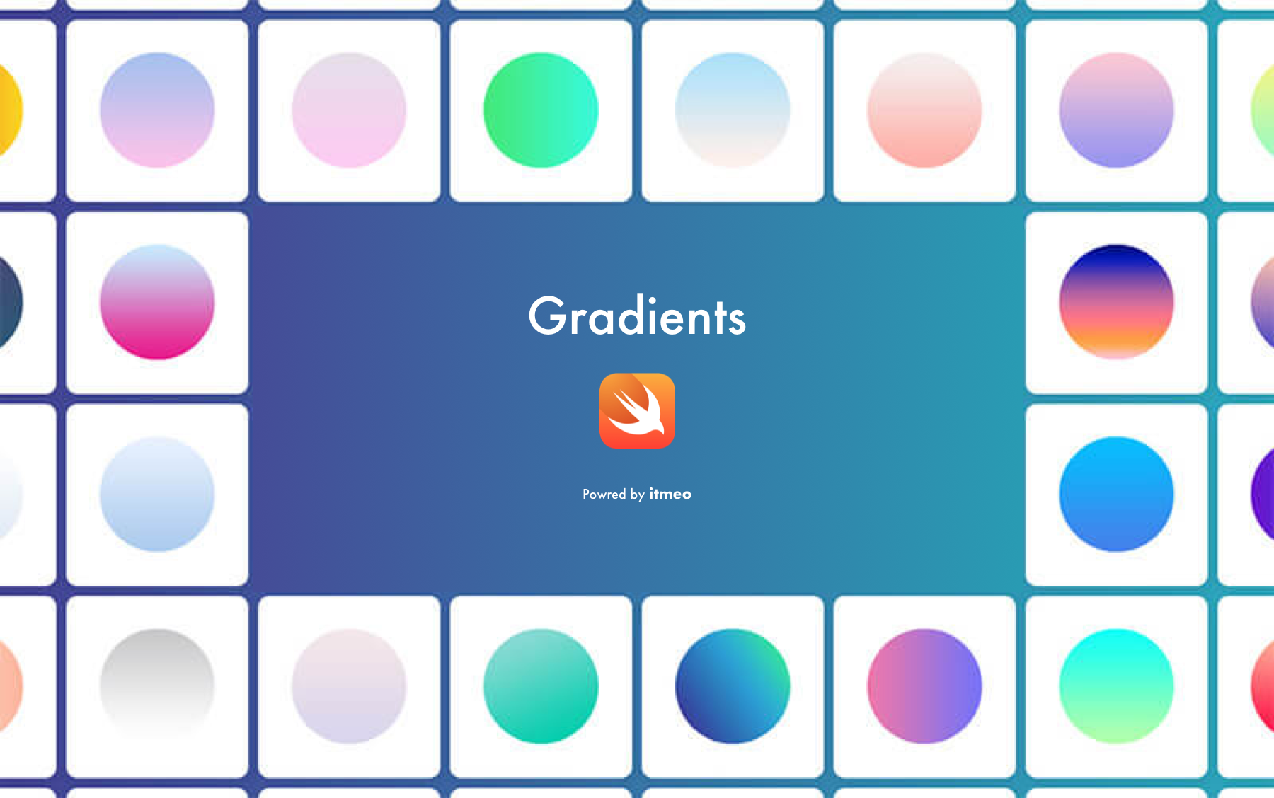 Gradients screenshot