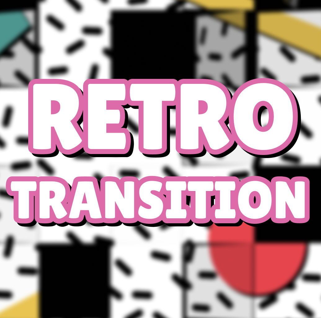 RetroTransition screenshot