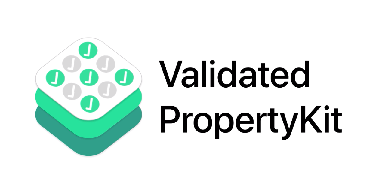 ValidatedPropertyKit screenshot