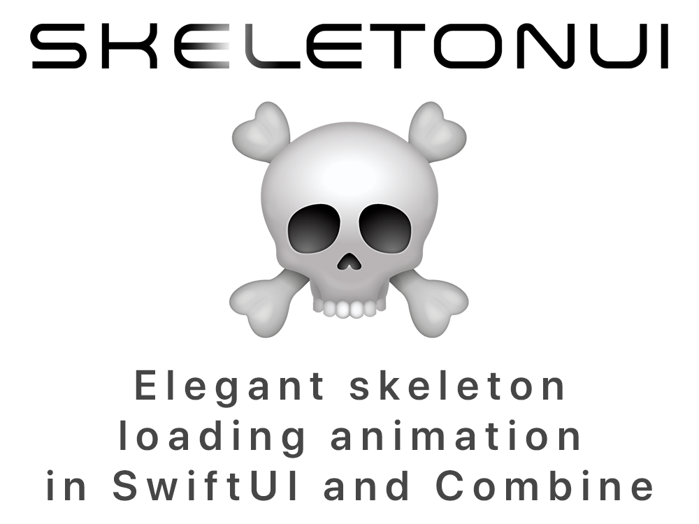SkeletonUI screenshot