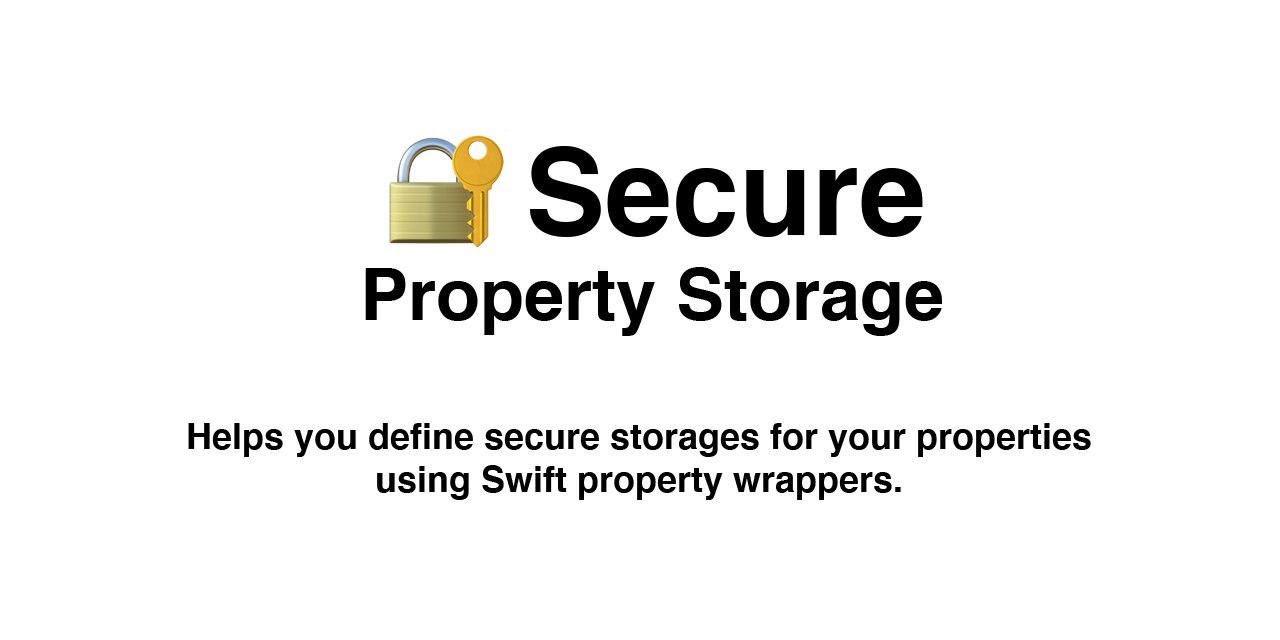 SecurePropertyStorage screenshot