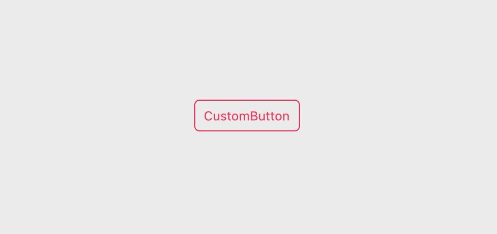 CustomButton screenshot