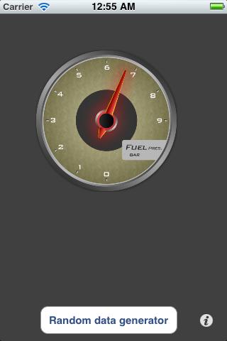 TKGauge screenshot