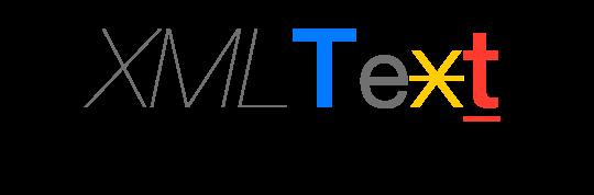 XMLText screenshot