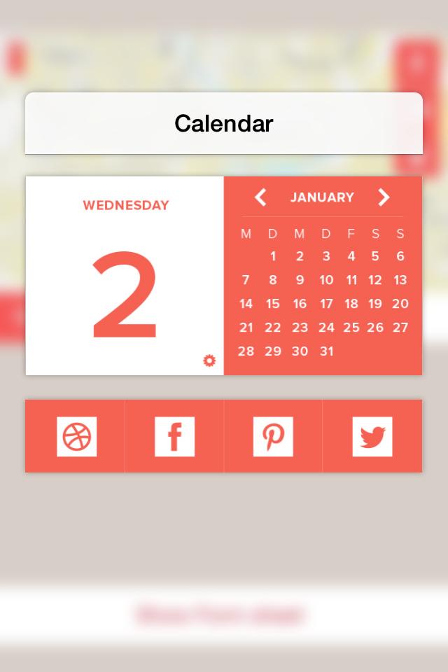 MZFormSheetController screenshot