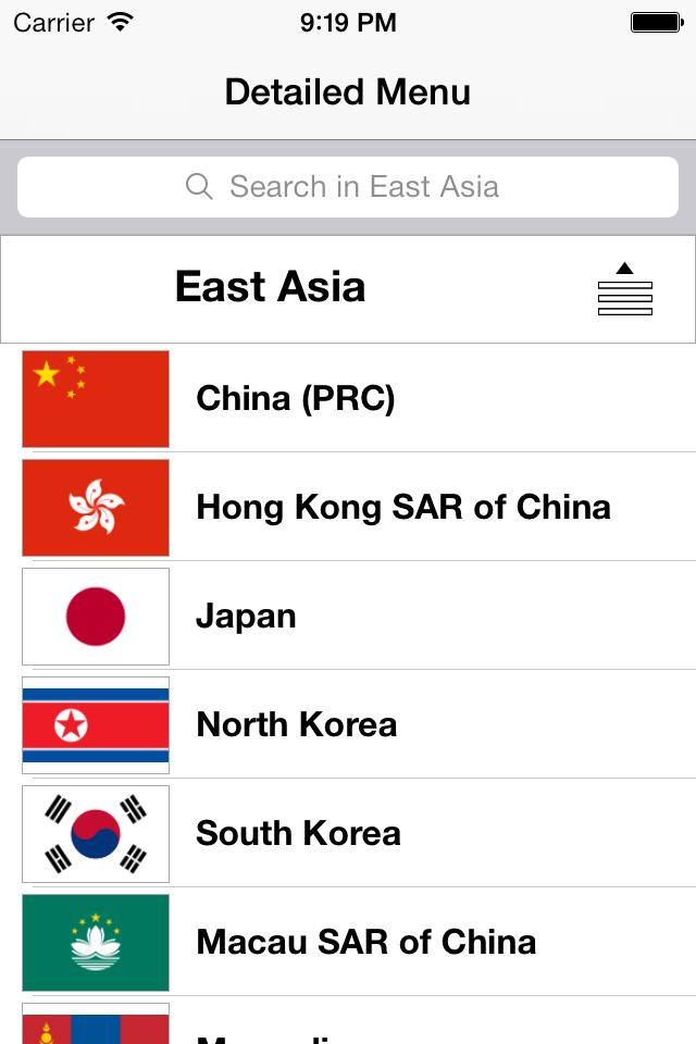 TH-NavigationStack screenshot