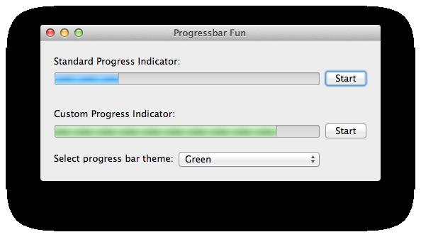 GRProgressIndicator screenshot