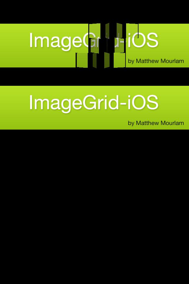ImageFlipGrid screenshot