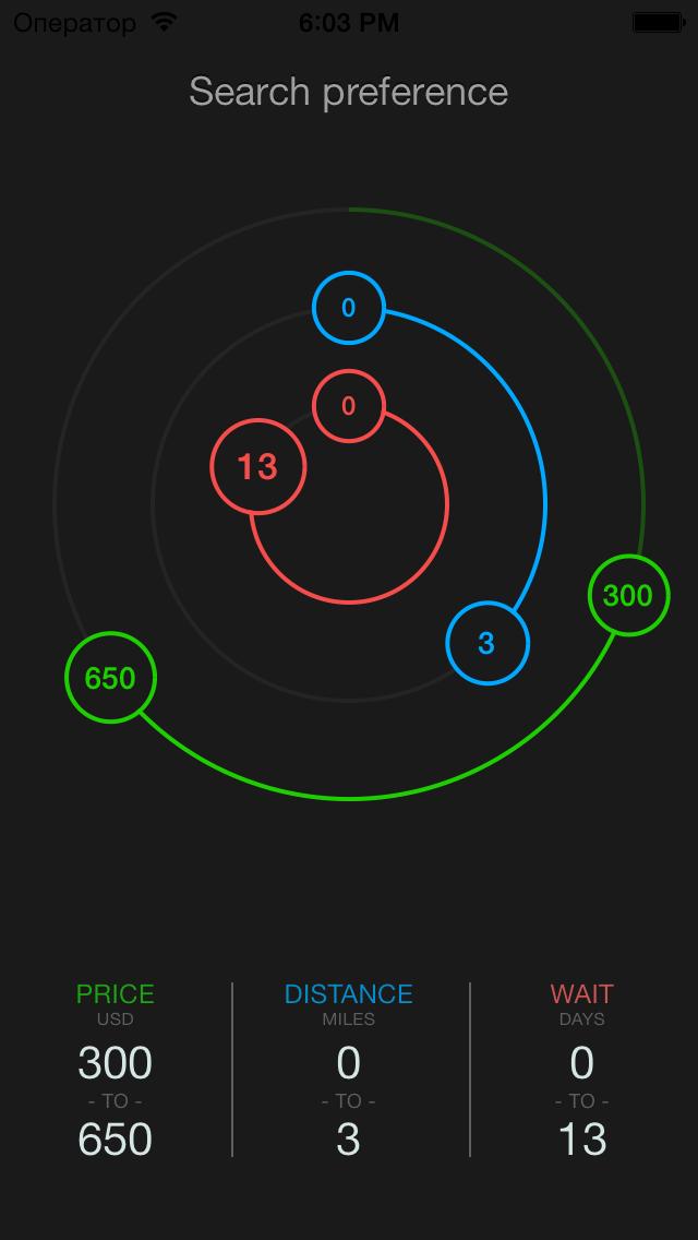 SAMultisectorControl screenshot