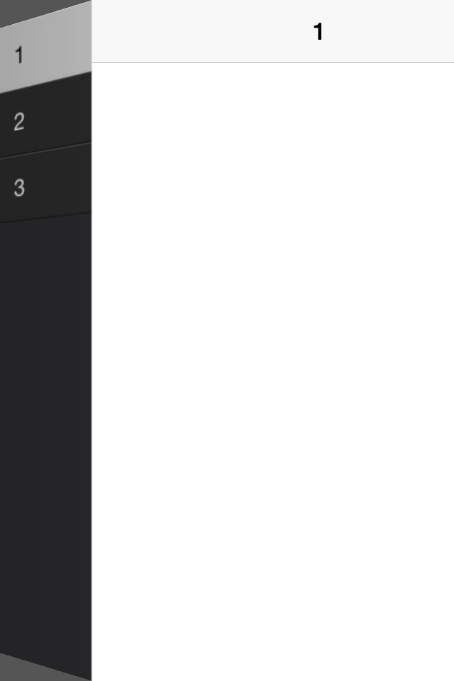 Sidebar-Reveal-Taasky screenshot