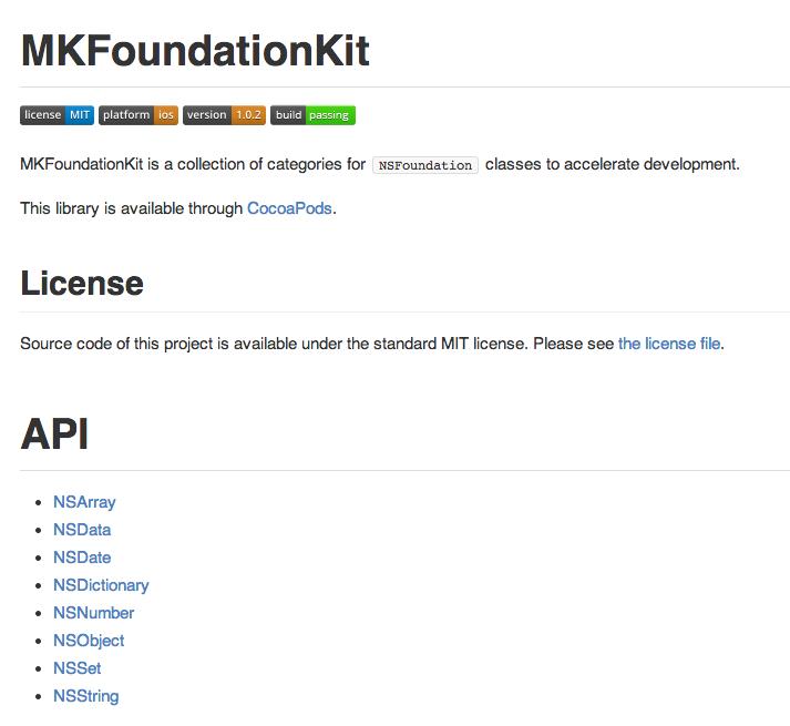 MKFoundationKit screenshot