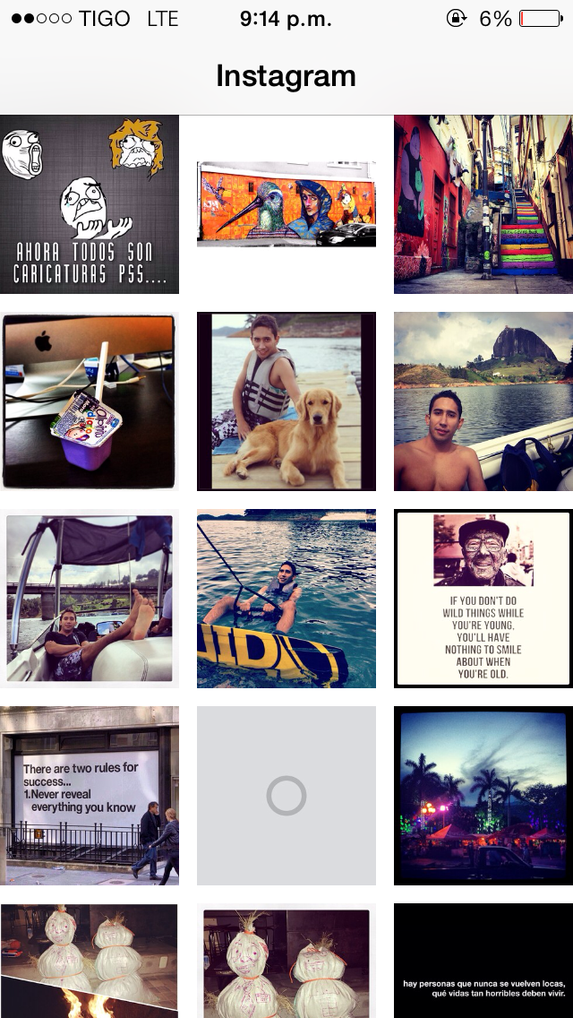 SBInstagram Viewer screenshot