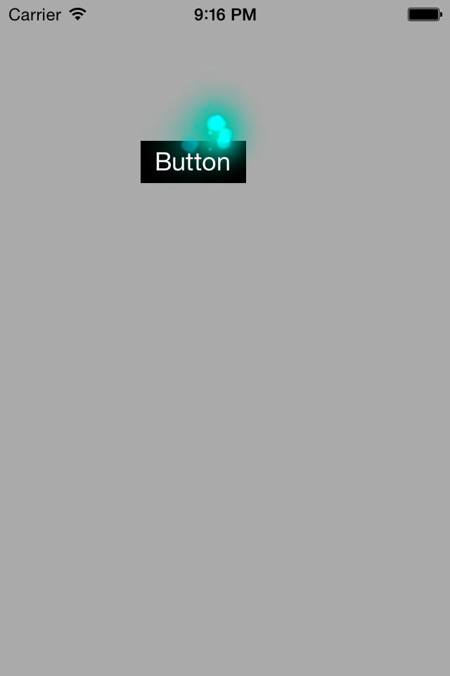 ParticleButton screenshot