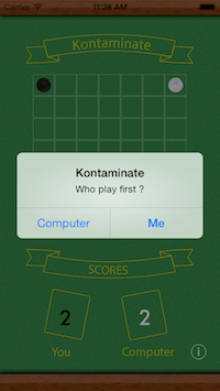 Kontaminate screenshot
