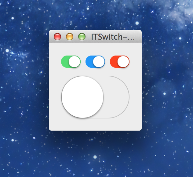 ITSwitch screenshot