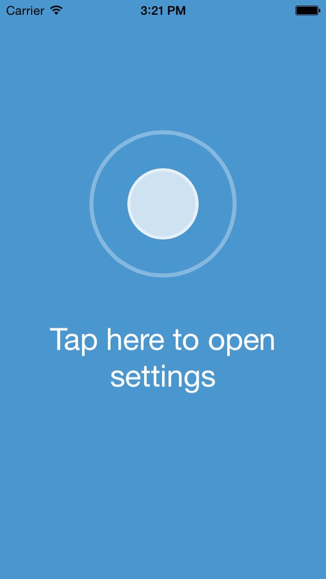 UIViewController-Tutorial screenshot