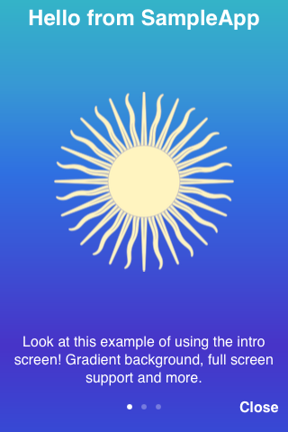 kxintro screenshot