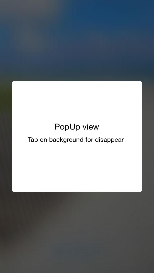 ENPopUp screenshot
