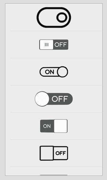 Switch screenshot
