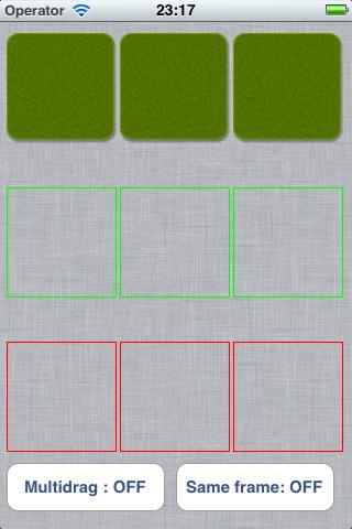 TKDragView screenshot